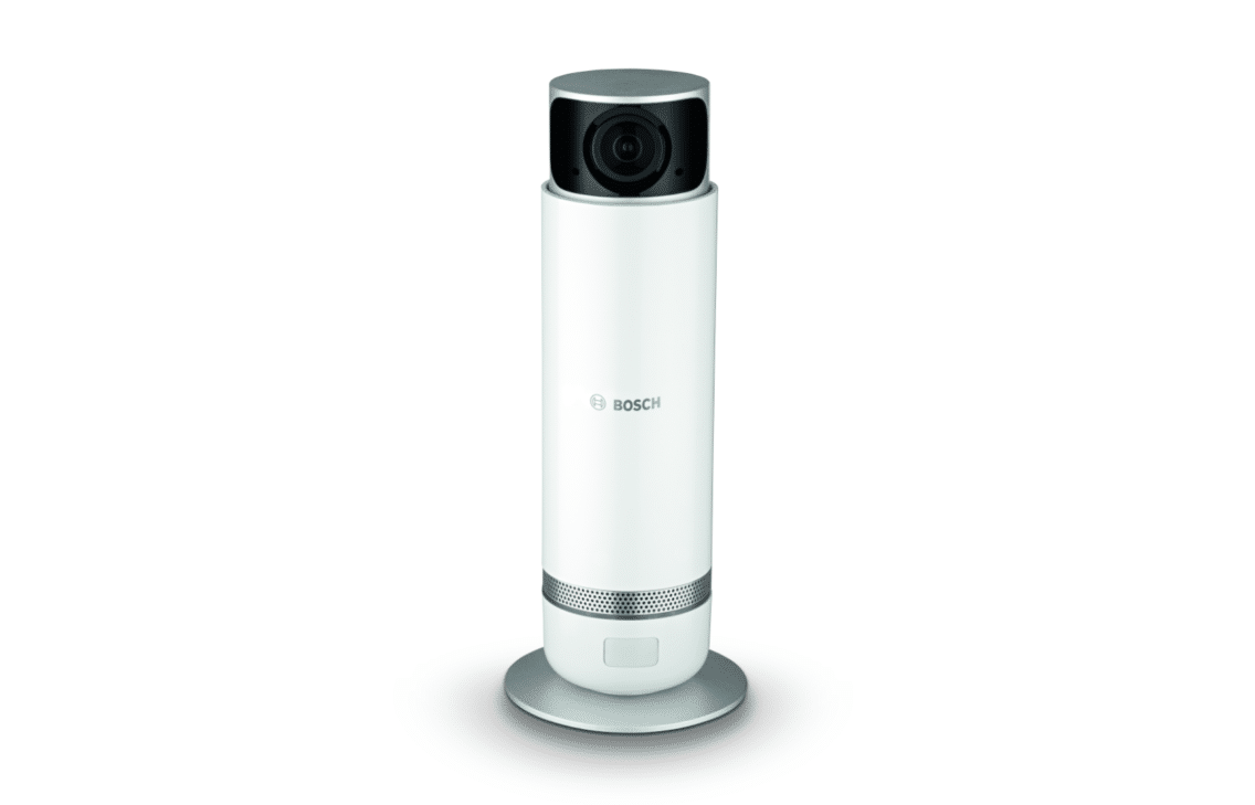 picture of a 360 indoor camera