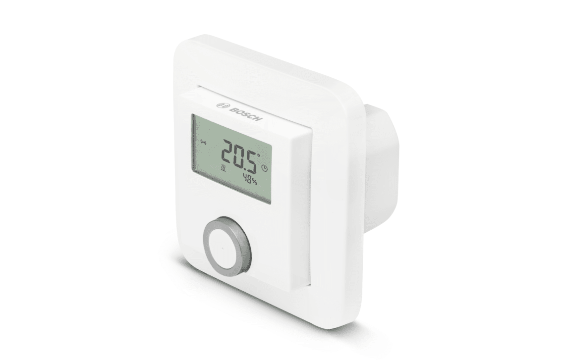 picture of a room thermostat