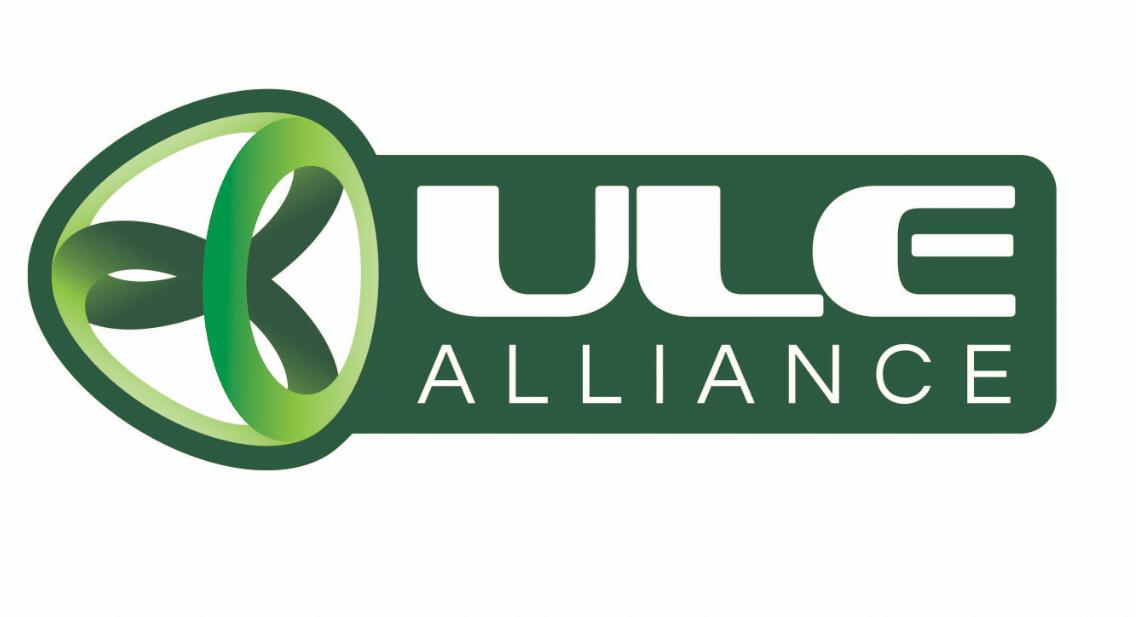 Logo of the ULE Alliance.
