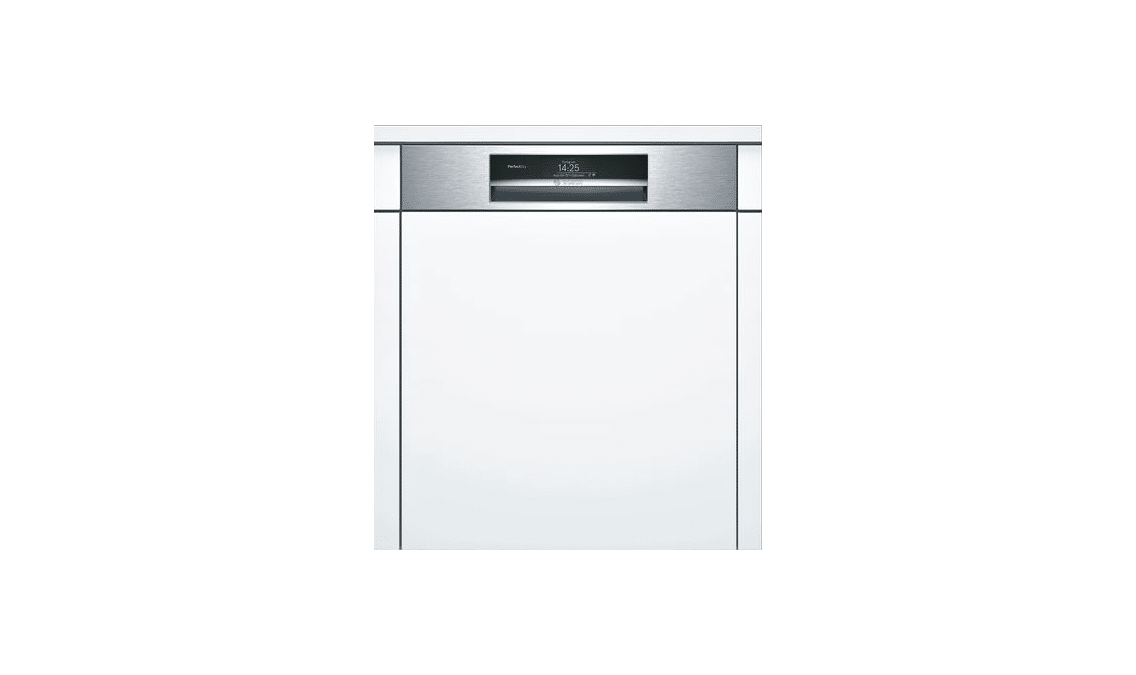 Image of a Bosch dishwasher with Home Connect.