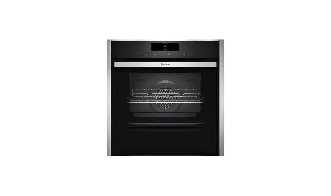 Image of a Bosch oven with Home Connect.