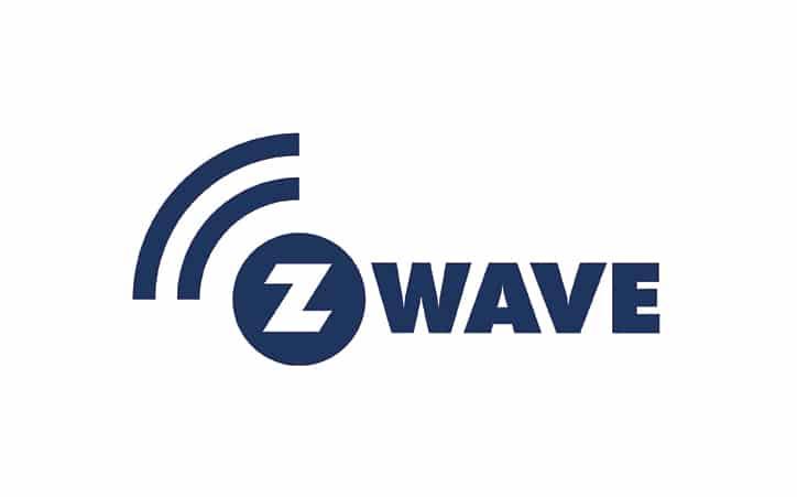 Logo of the Z-Wave protocol.